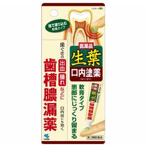 腫れ 効く 薬 の 歯茎 に