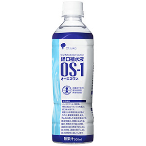OS-1(オーエスワン) 丸PET(500mL)